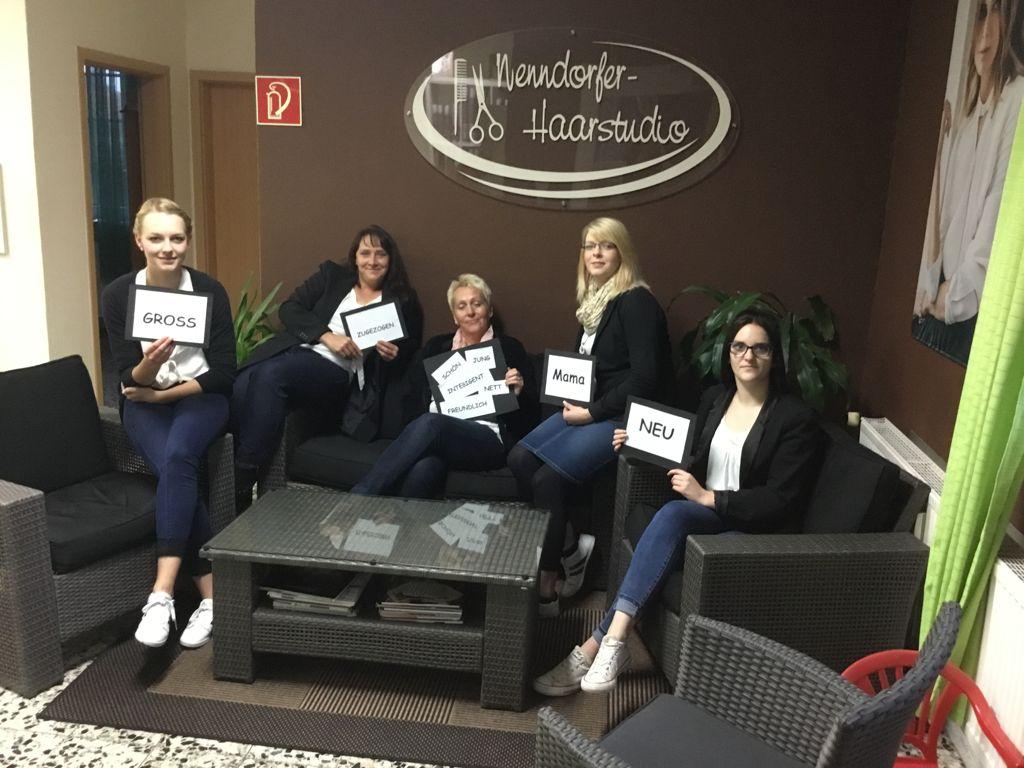 Team Nenndorfer Haar Studio