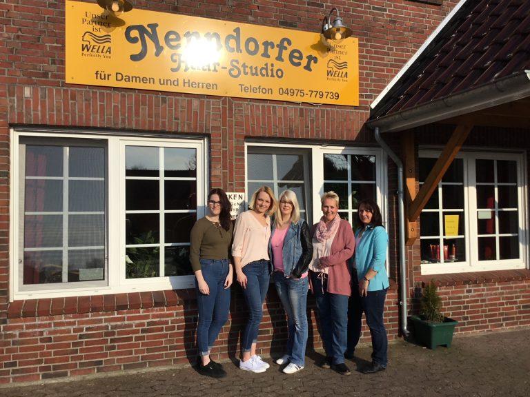 Nenndorfer Haarstudio Team